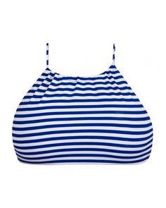 Zinke Sloane High Neck Bikini Top