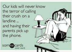 kids and technology  someEcard