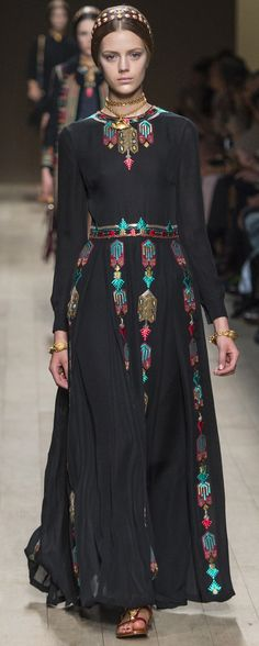 Valentino Ready To Wear Spring 2014