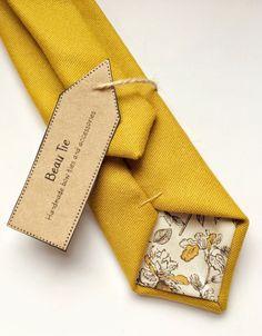Mens yellow tie mustard yellow skinny tie mens skinny by BeauTieUK - - Top Trends Mustard Yellow Wedding, Mustard Yellow Decor, Mustard Yellow Dresses, Marie's Wedding, Wedding Ideas, Wedding Suits, Wedding Details, Yellow Clothes, Yellow Ties