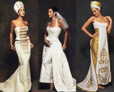 America's next top model contestant in bridal attire-------pinned by Annacabella