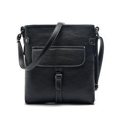 2016 Fashion handbag Lady women Shoulder Bag PU Message bag Cross Body bolsa feminina  hot