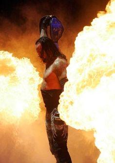 The Undertaker.