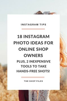 Instagram photo ideas for online shop owners and etsy sellers. Plus 2 simple tools to take those Instagrammable hands in frame shots with hands-free phone tools!