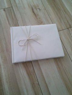 Βιβλιο ευχων σχοινια custom made Gift Wrapping, Guest Books, Gifts, Gift Wrapping Paper, Presents, Wrapping Gifts, Favors, Gift Packaging, Gift