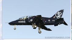 My next aircraft acquisition: BAe Hawk T1a