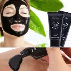 Black facial mask irisia