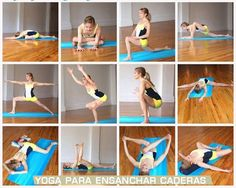 Use these hip opener yoga poses to, well, open tight hips and make you more flexible Hip Flexor Exercises, Hip Stretches, Yoga Exercises, Flexibility Exercises, Frog Stretch, Hip Opening Yoga, Hip Problems, Hips And Curves, Tight Hip Flexors