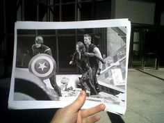 The Avengers (2012)  Posted by: @Moloknee