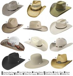 Chic Best Of The West Cowboy Hat Styles - Stacha Styles Cowgirl Hats, Cowboy And Cowgirl, Cowboy Boots, Western Boots For Men, Western Outfits, Cowboy Hat Styles, Cowboys And Indians, Hats For Men, Women Hats