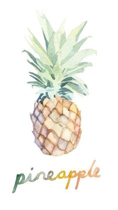 Imagen de pineapple, wallpaper, and background