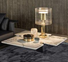 #table #furniture #design #interior   кофейный столик Minotti Jacob, MM2WB
