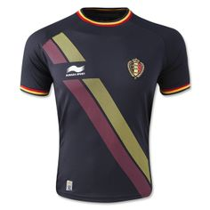 fa488558b5f Belgium 2014 Away Soccer Jersey Football Kits