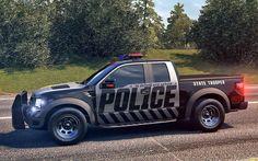 West Coast Trooper (The Crew PS4 Network) | by AJM STUDIOS
