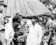 BATTLE OF AN LOC 1972.Photos courtesy of Col. Bob Corley, senior advisor to the Binh Long Province Chief Col. Tran Van Nhut. Photos were taken before, during, and...
