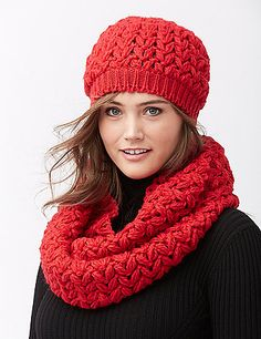 A true classic, our soft, crochet hat keeps cozy super cute in all the season's best shades. lanebryant.com