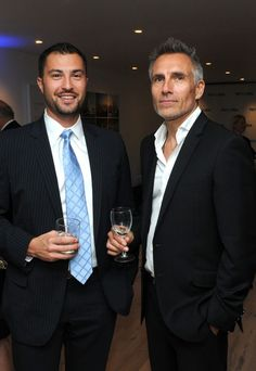 The Real Deal Hosts Starchitecture Roundtable At Grove At Grand Bay. | MetroCitizen Magazine. Adam Yormack, Robert Ziehm.