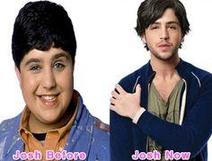 Josh From Drake And Josh Weight Loss 2012