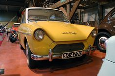 DAF 600 : first production car from DAF (1959)