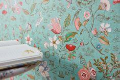 Papier peint Carline | Papier peint des années 70