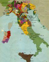 ITALIA - I PICCOLI STATI A FINE MEDIOEVO - - STORIA DELLE CIVILTA'