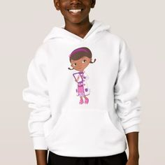 #Doc McStuffins | All Part of my Job Hoodie - #giftideas for #kids #babies #children #gifts #giftidea