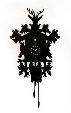 Cucu clock, any colour will do!!!