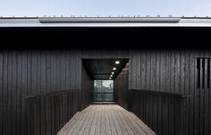 Station BLÜ / Blouin Tardif Architecture-Environnement