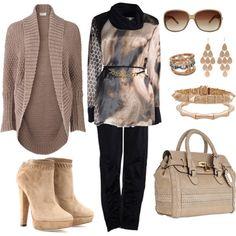 Plus Size Fashion for fall!