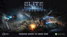 Elite Dangerous : Horizons bientôt sur Xbox One - Frontier Developments plc annonce aujourd'hui Elite Dangerous: Horizons sur Xbox One !  Elite Dangerous: Horizons est la nouvelle saison d'extensions majeures d'Elite Dangerous, le space...