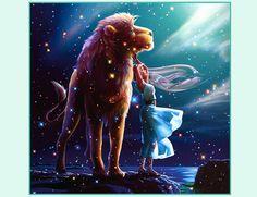 Immagine il segno del leone