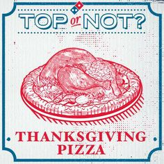 http://dominospizzacoupons.net/. Why have Turkey Day leftovers on a sandwich, when you can have them on a pizza. https://twitter.com/DominosCoupons_