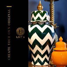 Yeni gelen aksesuarlarımız, 🔔 yaşam alanlarınıza renk katmaya hazır.. Yeşille Turuncu küplerimizin ahengi başka bi güzel. Sizce de öyle değil mi💛... Tile Art, Jar, The Originals, Create, Image, Instagram, Home Decor, Decorated Bottles, Jars