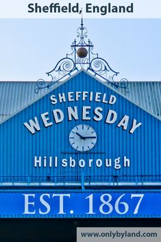 Original photos from Hillsborough stadium, home of Sheffield Wednesday FC. I share where the owl badge came from and visit the stand affected by the Hillsborough stadium disaster. Finally, how to experience a football player meet and greet! Soccer Stadium, Stadium Tour, Wembley Stadium, Football Stadiums, Sheffield Wednesday Wallpaper, Sheffield Wednesday Fc, Hillsborough Disaster, Messages, Sheffield