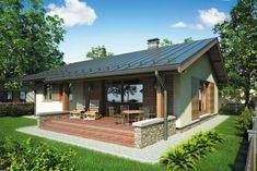 Proiect casa parter - Smart Home Concept Opera House Architecture, Architecture Design, Architecture Student, Landscape Architecture, Hillside House, Container House Plans, Forest House, Village Houses, Tropical Houses