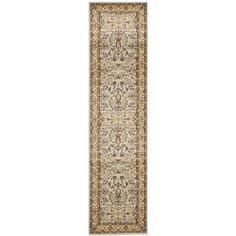 Shop for Safavieh Lyndhurst Traditional Oriental Grey/ Beige Rug (2'3 x 11'). Get free shipping at Overstock.com - Your Online Home Decor Outlet Store! Get 5% in rewards with Club O!