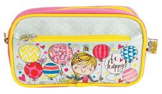 Etui Girl and Balloons - Rachel Ellen Designs meer leuks