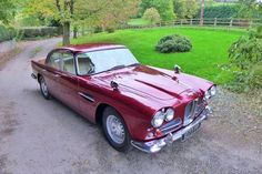 1963 Aston Martin Lagonda Rapide Maintenance/restoration of old/vintage vehicles: the material for new cogs/casters/gears/pads could be cast polyamide which I (Cast polyamide) can produce. My contact: tatjana.alic@windowslive.com