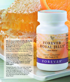 Forever royal jelly!