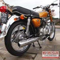 1971 HONDA CB250 K3 Classic Honda for sale | Motorcycles Unlimited