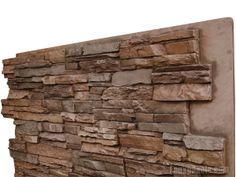 Norwich Colorado Stacked Stone Tall Earth Panel