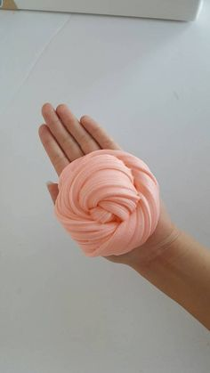 Peach Scented Slime