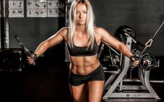 Workout Routines for all Body Parts : Workout Plans for Firm Legs, Butt and Get Rid of Flab Under Arms! - All Fitness Fit Women Bodies, Female Bodies, Sport Motivation, Training Motivation, Exercise Motivation, Gym Training, Training Courses, Body Fitness, Health Fitness