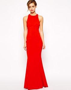 Image 2 ofJarlo Petite Backless Maxi Dress