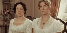 Jane and Elizabeth - Pride and Prejudice