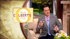 Stephen Colbert's Best Bookish Moments - BOOK RIOT