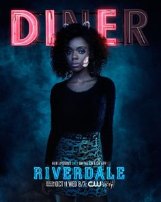 Betty & Jughead, Riverdale Cast Season 2 Promotional Posters ~...