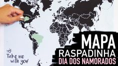 MAPAS PARA IMPRIMIR E MATERIAIS NECESSÁRIOS AQUI: MAPS TO PRINT AND MATERIALS HERE: LUGARES PARA COMPRAR MAPA DE RASPAS AQUI: PLACES TO BUY SCRATCH MAPS HERE...