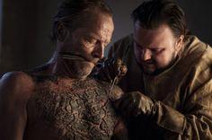 "Jorah Mormont & Samwell Tarly (7x2 ""Stormborn"")"