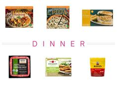 The Prevention 100 Cleanest Packaged Food Awards 2013--Dinner Food!